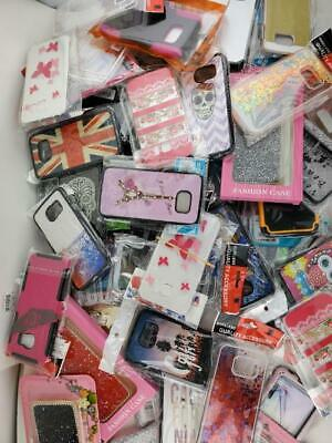 Wholesale Closeout Bulk Lot of 100 Cases Covers for Samsung S6 EDGE