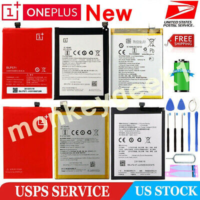 New Original Genuine Battery For OnePlus One Plus 1 2 3 3T 5 6 6T 7 - Nice Tools