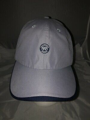 Wimbledon The Championship Strapback Hat Official One Size