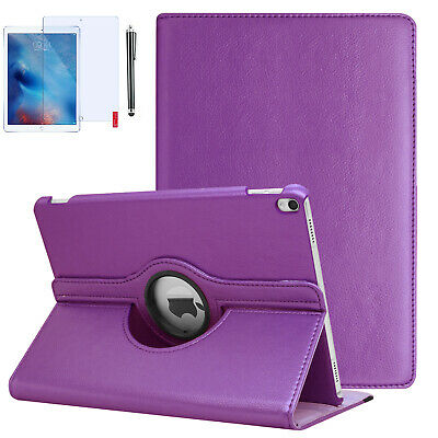 iPad 4th Generation Case Cover - 2nd  3rd 360 rotating A1395 A1396 A1430 A1458