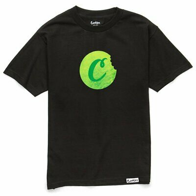 Cookies Wimbledon C-Bite T-shirt Black