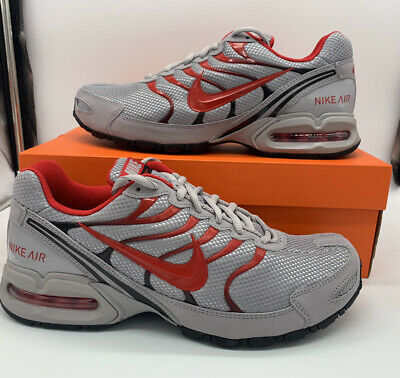 Nike Air Max Torch 4 Atmosphere Grey Red CI2202-001 Running Shoes Mens Size