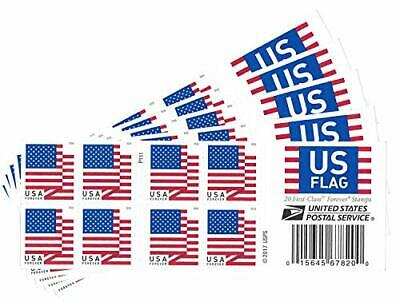20 Brand New Unused USPS Forever Postage Stamps  No Expiration