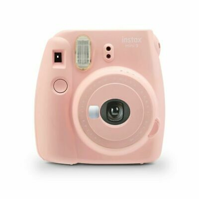 Fujifilm Instax Mini 9 Instant Film Camera - Rose Quartz