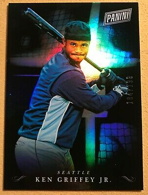 2018 Panini Black Friday Collection KEN GRIFFEY JR Seattle Mariners 184199