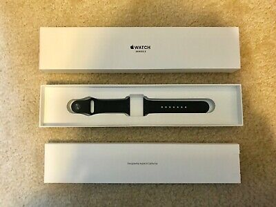 Apple Watch Series 3 38 mm BOX ONLY with band
