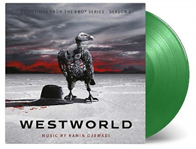 OST-Westworld Season 2 1LP Coloured VINYL NEW