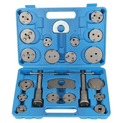 22PCS Universal Disc Brake Caliper Brake Piston Back Rewind Hand Auto Tools Kit