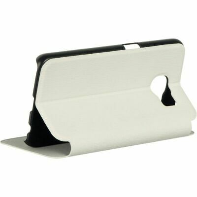 For Samsung Galaxy S6 SM-G920 Stand Folio Flip Leather Case Cover White