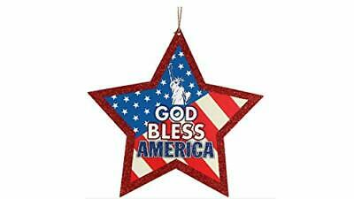 American Patriotic Fourth 4th of July Memorial USA Flag Independence Day Celebra