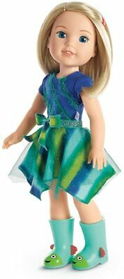 American Girl WellieWishers Camille Doll NEW