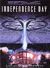 Independence Day DVD 2002 - NEW