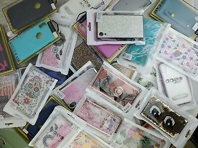 Wholesale Closeout Bulk Lot of 50 for Apple IPhone XR Cases Covers Skins