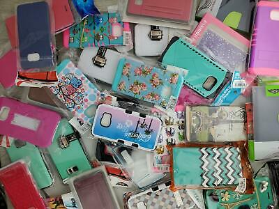 Wholesale Closeout Bulk Lot of 50 Cases Covers for Samsung S6 EDGE Plus
