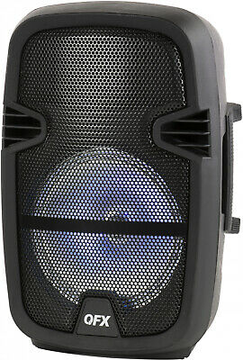4400 Watts Wirelessly Portable Party Bluetooth Speaker With Microphone - Remote