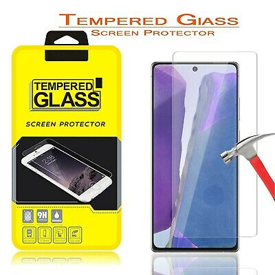 For Samsung Galaxy Note 20 Ultra  Note 20 Tempered Glass Screen Protector Cover
