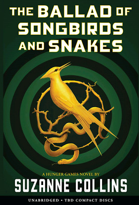 THE BALLAD OF SONGBIRDS AND SNAKES 2020 HARDCOVER NEW  -  FREE SHIPPING