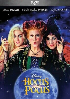 Hocus Pocus DVD - Brand New in Package