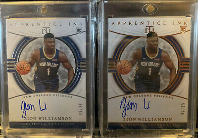 🔥GUARANTEED ZION WILLIAMSON or JA MORANT RC EVERY PACK - AUTO - 3 HITS PSA BGS