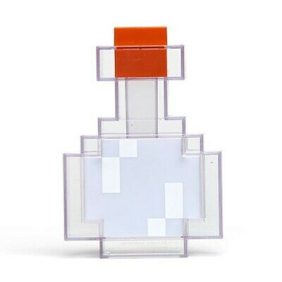 Minecraft Potion USED Lights Up With 8 Different Colors LIMITED