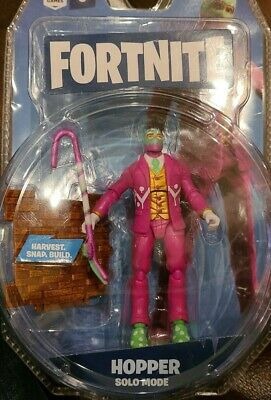 New Epic Games FORTNITE HOPPER Solo Mode 4 Action Figure