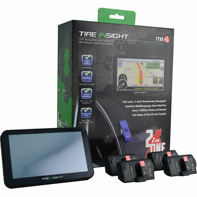 5 Full Color GPS Navigation System Touch Screen NEW FREE SHIPPING WAS 499