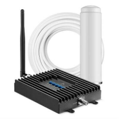SureCall Fusion4Home OMNI WHIP Most Powerful Cell Phone Booster for Small Homes