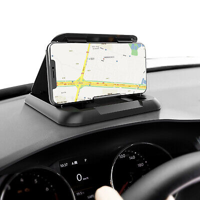 Car Dashboard Clip Mount Holder Stand For iPhone 12 Pro Max78 PlusCell Phone
