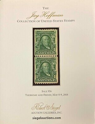 7 JAY HOFFMAN COLLECTION OF US STAMPS