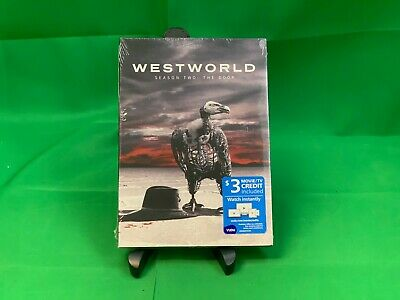 Westworld Season 2 The Door DVD NEW