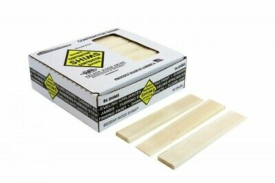 Lot of 2 Shims Contractor Nelson Wood Shims CSH84 84 shims each box