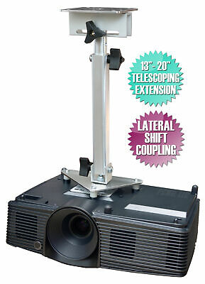 Projector Ceiling Mount for ViewSonic PX701-4K PX728-4K PX748-4K
