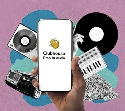 Clubhouse Invite 🔥 Instant Delivery 🔥App Invitation GUARANTEED