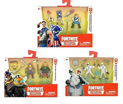 Fortnite Battle Royale Collection 2 Figures - Brand New-