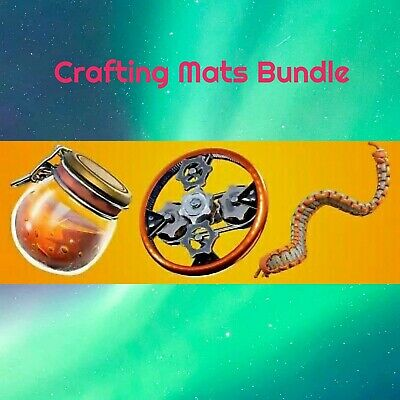x10000 Tier 5 crafting materials bundle Fortnite Save The World