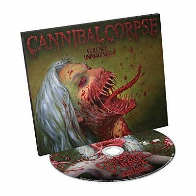 CANNIBAL CORPSE-VIOLENCE UNIMAGINED CD NEW