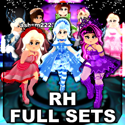 Royale High  Full Sets CHEAPEST PRICES read desc-  HUGE SALE