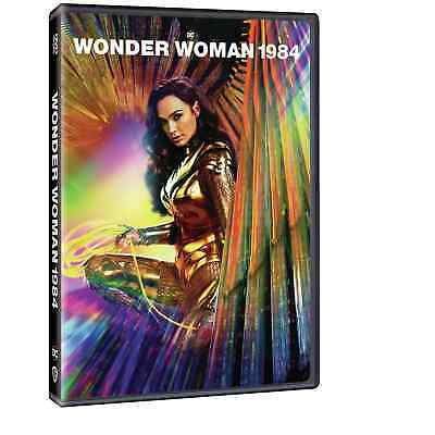 Wonder Woman 1984 -WW84- DVD 2020 New - Sealed FREE Shipping