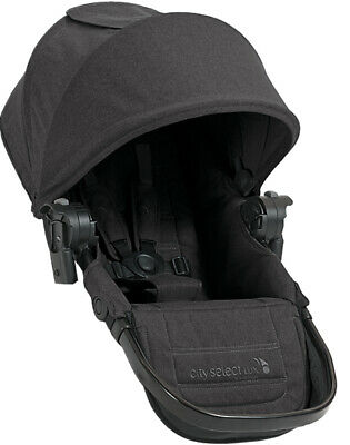 Baby Jogger City Select LUX Second Seat - Granite - NEW Open Box