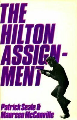 Hilton Assignment by McConville Maureen Hardback Book The Fast Free Shipping
