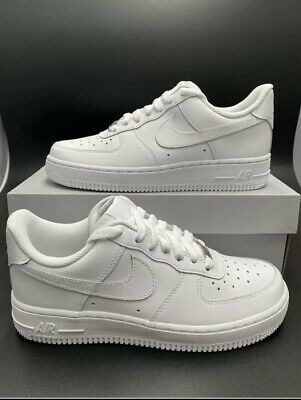 Nike Air Force 1 07 Low Triple Mens White CW2288-111 ALL SIZES New