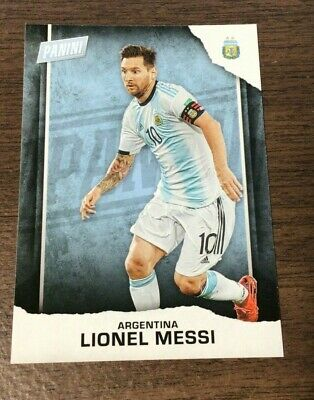 2021 Panini Fathers Fathers Day Soccer LIONEL MESSI Argentina LM Version 1