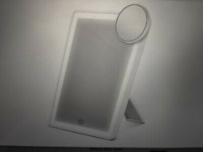 AEVO Makeup Mirror with Lights Lighted Vanity Mirror with 72-LED Halo Lighting