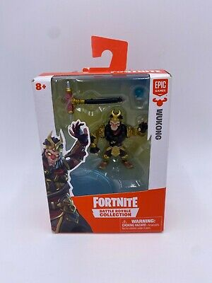EPIC GAMES FORTNITE BATTLE ROYALE COLLECTION WUKONG TOY