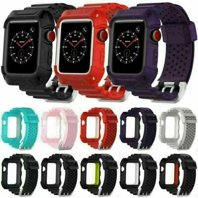 For iWatch Series 3 2 1 3842mm Replacement WatchBand Strap Bracelet Holder SUS