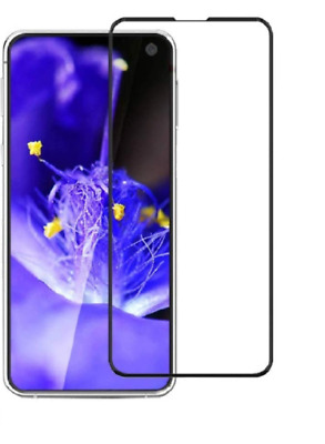 For Samsung Galaxy S10e Screen Protector 2-Pack Tempered Glass Clear Bubble Free