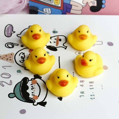 110PC Mochi  Toys with Cute Bag Stress Toy Reward Toys for Kids duck duc HB