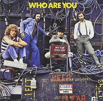 WHOTHE-WHO ARE YOU CD NEW