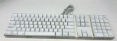 100 Genuine Apple Mac Pro 2 USB Wired Keyboard  A1048 💎Excellent Condition💎
