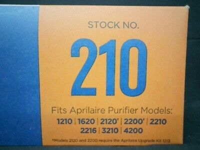 Aprilaire 210 Genuine Replacement Air Filter Media - New